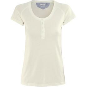 Bergans Gullholmen Kortærmet T-shirt Damer hvid